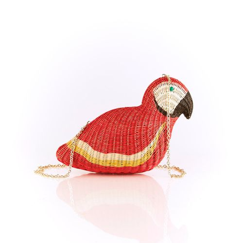 CLUTCH-DE-VIME-MACAW-RED