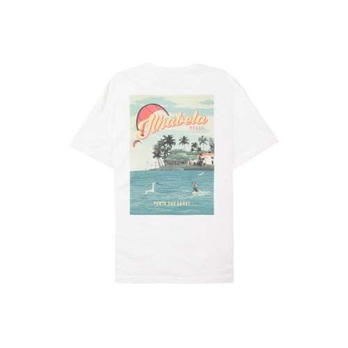 T-SHIRT-PONTA-DAS-CANA-OFF-WHITE
